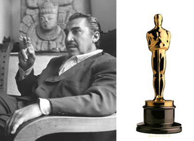 Oscar Statuette Modeled After Mexican Director – 26 February 2012