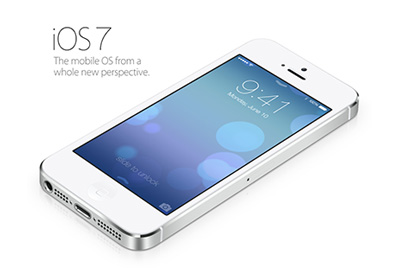 Apple iOS7 (The mobile OS from a whole new prespective) – 11 June 2013