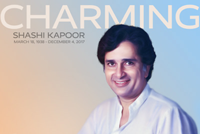 Legendary actor Shashi Kapoor passes away – 04 December 2017